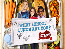 What School Lunch Are You