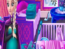 Elsa's Surprise Pregnancy