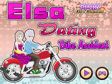 Elsa Dating Bike Accident