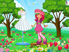 Strawberry Spring Dress