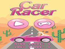 Princess Car Racer