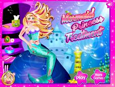 Mermaid Princess Treatment