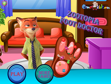 Zootopia Foot Doctor