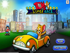 Tom's Super Race