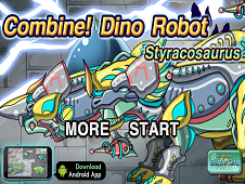Dino Robot Styracosaurus