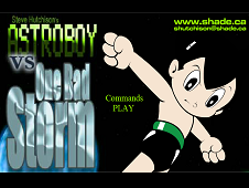Astro Boy vs One Bad Storm