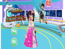 Loretta Callisto Princess Dress Up