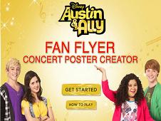 Austin and Ally Fan Flyer