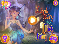 Light Fairy Vs Dark Fairy