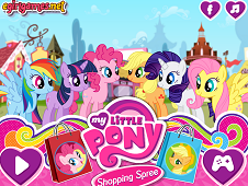 My Little Pony Shopping Spree