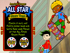 American Dragon All Star Skate Park