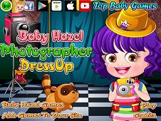 Baby Hazel Photographer Dress-Up