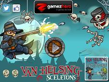 Van Helsing vs Skeletons 2