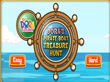 Dora Pirate Boat