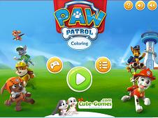 Paw Patrol Coloring 2