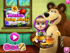 Masha Spring Allergy