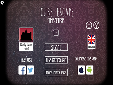 Cube Escape – Theatre