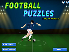 Football Puzzles: Goal or Own Goal