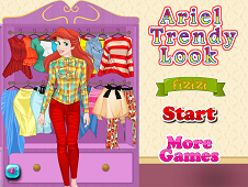 Ariel Trendy Look