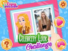 Celebrity Look Challenge