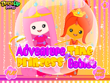 Adventure Time Princess Babies