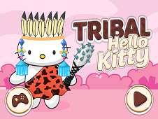 Tribal Hello Kitty