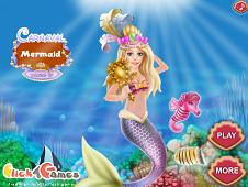 Carnaval Mermaid Dress Up