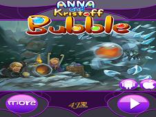 Anna And Kristoff Bubble