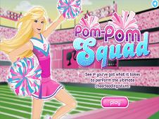 Barbie Pompom Squad