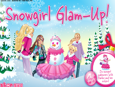 Snowgirl Glam-Up