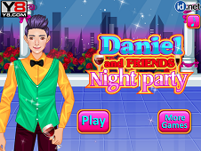 Daniel and Friends Night Party