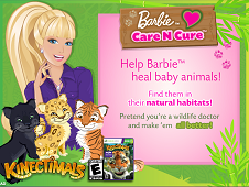 Barbie Kinectimals