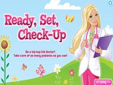 Barbie Kid Doctor