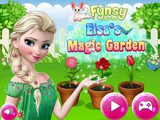 Elsa's Magical Garden
