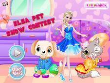 Elsa Pet Show Contest