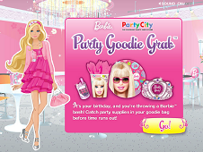 Barbie Party Catch