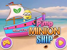 Pimp Minion Ship
