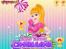 Super Barbie Cheerleader
