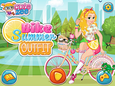 Bike Summer Outfit