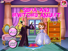 Sofia And Bewitched Amulet
