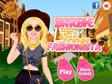 Barbie Fringe Fashionista