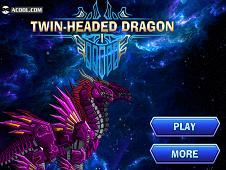 Robot Twin-Headed Dragon