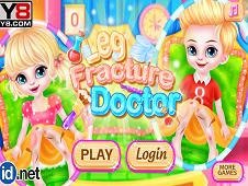 Leg Fracture Doctor