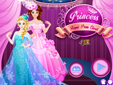 Princess Royal Prom Closet