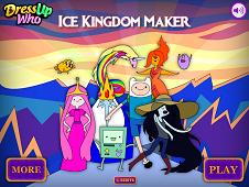 Ice Kingdom Maker