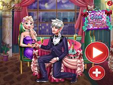 Elsa Wedding Proposal