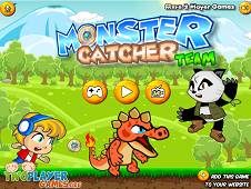 Monster Catcher Team