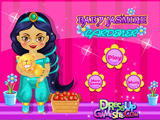Baby Jasmine Gardener