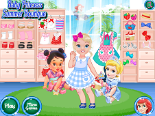 Baby Princess Summer Boutique