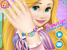 Rapunzel Pandora Bracelet Design